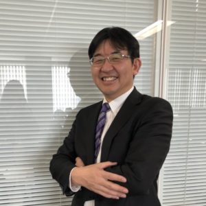 Kyoji Igarasahi<br>(Vice president)